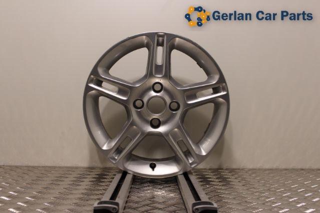 2008 Ford Fiesta 1.6L Diesel Wheel x3